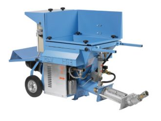 MORTAR APPLICATION MACHINES